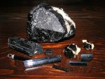 Tourmaline schorl collection by The-crystal-healer