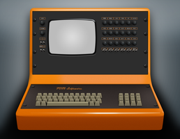 Computer by art3h