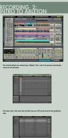 Recording 2: Intro to Ableton by calgarc