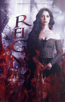 Reign :: Wattpad Cover by haveonelife
