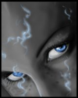 Liara's Eyes by ErsbethShadowsong
