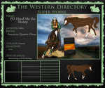 Money-WD Sheet 43 points by painted-cowgirl