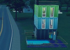 Container House (Beta) by LoveDemolition