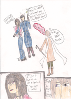 New Awesomeness SPECIAL PREVIEW COMIC Part 1 by JapaneseRedWolf