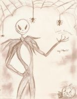 Jack Skellington: Happy Hallowen by Monii--Chan