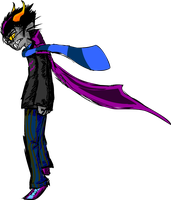 Eridan Ampora by psychoticferret
