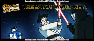AT4W: The Star wars no.1 by MTC-Studio