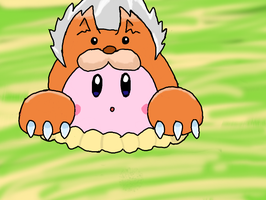 KCAC #1: Animal Kirby by LunaClefairy