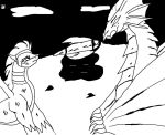 Meet the Brothers Amanestia encounter with Ridley  by FireballStardraco