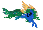 CallioPea Chick -WIN THIS PONY! RAFFLE!! CLOSED!!! by Howl-n-Hart
