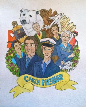 Cabin Pressure by LIV4TheObsession