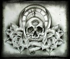TATTOO DESIGN by MWeiss-Art