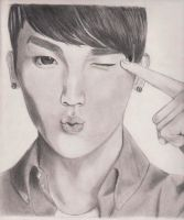 Kim Kibum~ by Jessadraw
