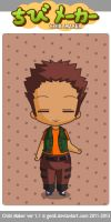Chibi Brock by Tara012