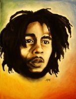 Rastafari by TerrannieT
