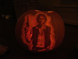 Han Carved First by lollipopdvl