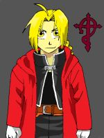 Edward Elric by skitchthewolf