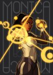 Monica Rambeau 2013 Costume Remix by PaulSizer