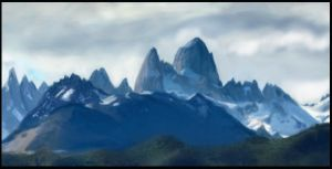 Fitz Roy, Patagonia by AiretSyl