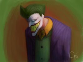 JOKER by chuckie-chan