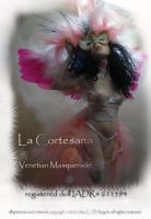 la cortesana venetian wings by cdlitestudio