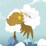 [MLP:FiM Vore Commission] A Full Gryphon by PonyNomz