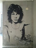 Jim Morrison by Musmy94