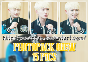 PHOTOPACK Onew (SHINee) #144 by YunaPhan