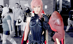 Final Fantasy XIII: Lightning Returns by Alkalye