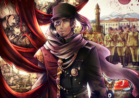 APH: Dissolution of the Ottoman Empire by Kay-I