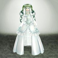 Project Diva F 2nd Hatsune Miku by ArmachamCorp