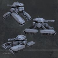 Intruder Tank by sankalp23