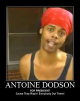 Antoine Dodson Motivator by Shadowmask-0