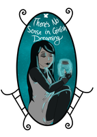 There's No Sense in Girlish Dreaming by itsaaudra