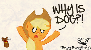 [EE]Why is dog? by aruigus808
