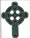 Celtic Cross by 50-Foot-Shadow