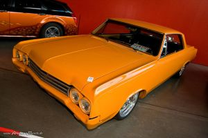 Orange Oldsmobile by AmericanMuscle