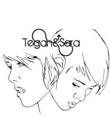 Tegan And Sara by TychicusR