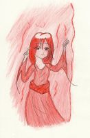 86. Seeing Red by Tessay