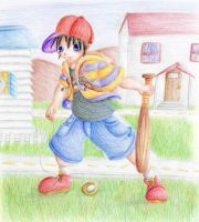 Ness by Lady-of-Link