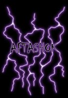 ' Aftashok ' Band Logo Part 1 by Kargroth