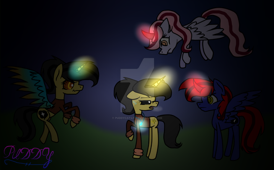 Shadowed Heart by puddycat431