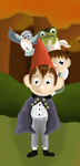 Over The Garden Wall by TheLittledDemonCat