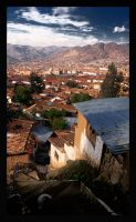 cusco 1 by binarymind