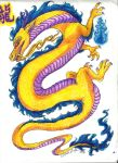 Chinese Zodiac: Dragon by xXCystalTheWolfXx