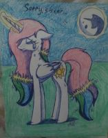 The expulsion of the Luna by ArtyJoyful