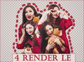 [20151216] share free render /LE-EXID/ by 2001030512