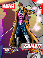 Gambit UMvC3 by ruga-rell