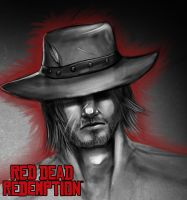 Red Dead Redemption by G-manbg