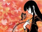 Enma Ai - Butterfly by aruarian-dancer